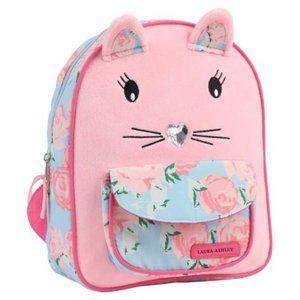 Laura Ashely Critter Cat Mini Backpack